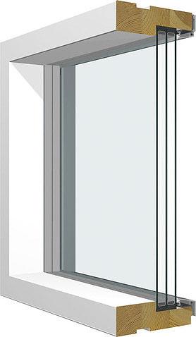 Класс энергосбережения: A++ ... A+ E-коэффициент энергосбережения: 27-45 kWh/m²/a U-коэффициент теплопередачи: 0,64 W/m²K Звукоизоляция: 24-38 dB Толщина коробки: 131, 175, 210