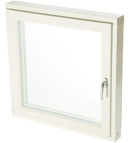 В закрытом положении окно Skaala Continental надежно и безопасно.