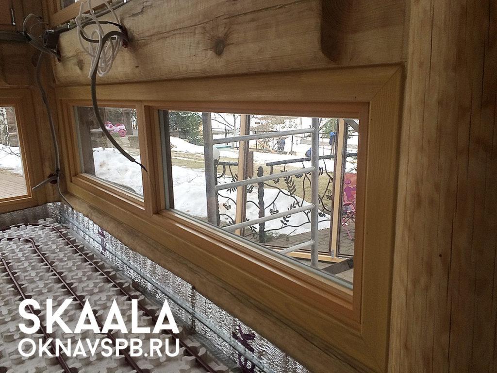 Окна Skaala В Ленинградской области