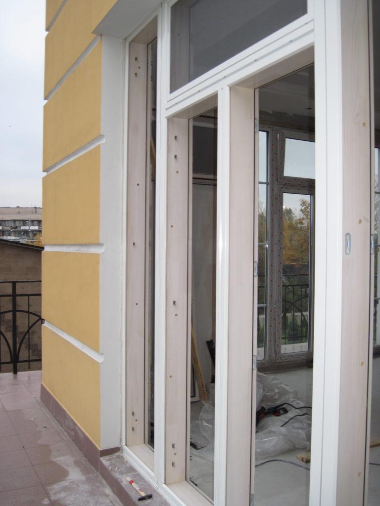 Финские окна в СПб
